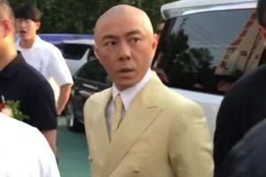 Hình ảnh mới của Trương Vệ Kiện
