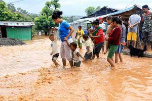 'Khi tôi thức dậy, ngôi nhà đã ngập trong nước lũ'