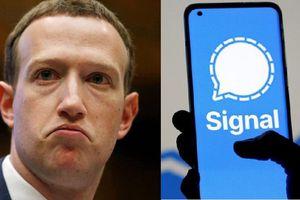 Mark Zuckerberg bị phát hiện dùng sản phẩm đối thủ