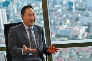 'Doanh nghiệp Hàn muốn xây đô thị, thành phố thông minh ở Việt Nam'