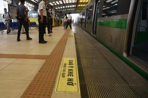 Đề xuất dựng hàng rào tại ga đường sắt Cát Linh - Hà Đông