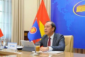 ASEAN quan ngại vấn đề Biển Đông và tình hình Myanmar