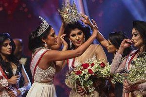 Hoa hậu Quý bà Sri Lanka được trả lại vương miện