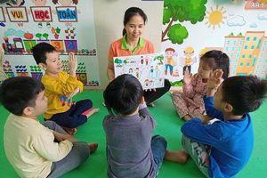 Chương trình làm quen với tiếng Anh cho trẻ mẫu giáo: Phụ huynh chưa thực sự yên tâm