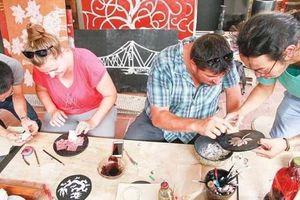 Tăng sức hút cho làng nghề Hạ Thái