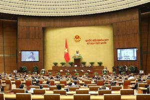 Cơ cấu tổ chức của Quốc hội được quy định thế nào?