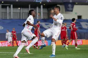 Liverpool thua bạc nhược 1-3 trước Real Madrid