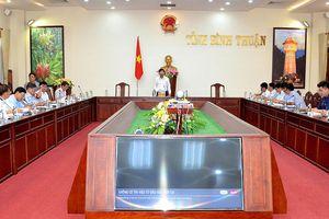 Bình Thuận gỡ vướng nguồn vật liệu đất đắp nền thi công cao tốc
