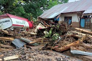 Hơn 150 người thiệt mạng tại Indonesia, Đông Timor do lũ lụt và lở đất