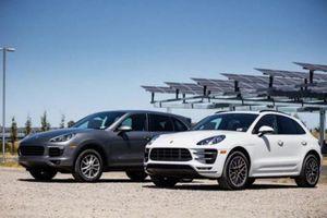 Hơn 200 xe sang thể thao Porsche triệu hồi do lỗi thiết kế