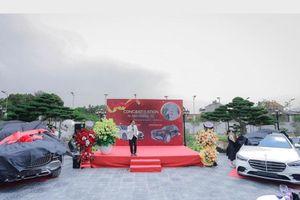 Đại gia lan đột biến Quảng Ninh tậu 'cặp' Mercedes hơn 26 tỷ đồng