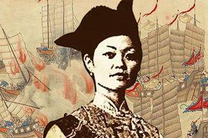 Chân dung nữ hải tặc cầm đầu hơn 50.000 tên cướp biển