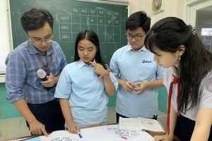 TP.HCM: Khảo sát trực tuyến năng lực ngoại ngữ học sinh lớp 9 và lớp 11