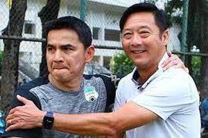 Kiatisak: 'Hoàng Anh Gia Lai chỉ mong hòa Đà Nẵng'