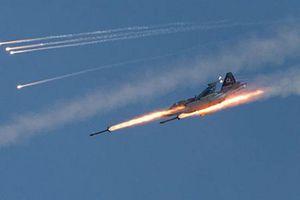 Tình hình chiến sự Syria mới nhất ngày 7/4: Nga nhấn chìm khủng bố IS trong 'biển lửa'