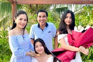 'Ái nữ' nhà MC Quyền Linh bước sang tuổi 15, sở hữu nhan sắc 'vạn người mê' khiến ai nấy ghen tị