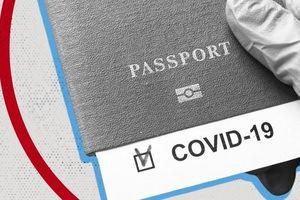 Mỹ chính thức tuyên bố quan điểm về hộ chiếu vaccine