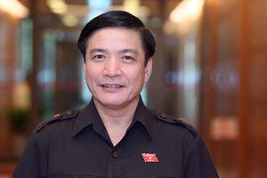Bí thư Đắk Lắk Bùi Văn Cường làm Tổng Thư ký Quốc hội