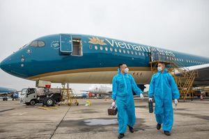 Những người giữ cho không khí trên máy bay 'sạch bệnh'