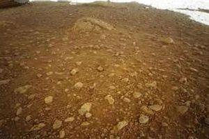 Trực thăng NASA chụp bức ảnh màu đầu tiên trên sao Hỏa