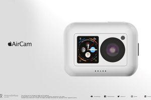 Cận cảnh camera hành trình Apple AirCam