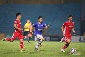 Video bàn thắng Hà Nội 0-1 Viettel