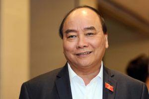 Tổng thống Mỹ chúc mừng tân Chủ tịch nước Nguyễn Xuân Phúc