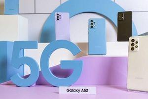 Galaxy A series giúp thế hệ GenZ khám phá tốc độ 5G