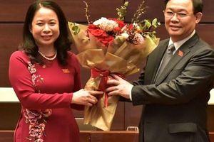 Bí thư Tỉnh ủy An Giang Võ Thị Ánh Xuân đắc cử Phó Chủ tịch nước