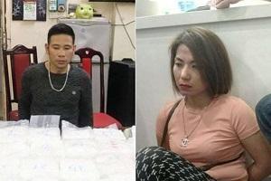 Triệt phá đường dây ma túy 'khủng' do một 'nữ quái' cầm đầu ở Hà Nội