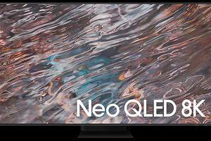 MediaTek và Samsung giới thiệu TV 8K có hỗ trợ Wi-Fi 6E đầu tiên trên thế giới