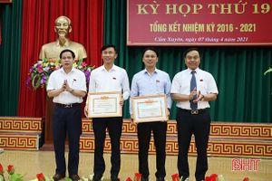 HĐND huyện Cẩm Xuyên không ngừng đổi mới, nâng cao chất lượng hoạt động