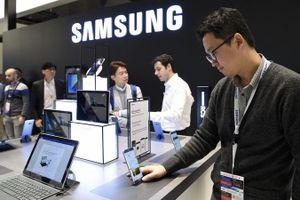 Các 'đại gia' điện tử Hàn Quốc khởi sắc trong quý đầu năm