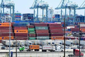 Thâm hụt thương mại Mỹ tăng lên mức cao kỷ lục trong tháng 2/2021
