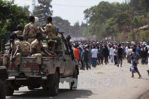 Ít nhất 100 người thiệt mạng trong cuộc đụng độ ở biên giới Ethiopia