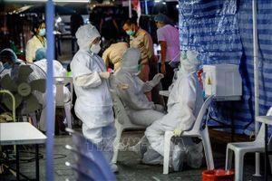 Biến thể SARS-CoV-2 phát hiện ở Anh đã xuất hiện tại Thái Lan