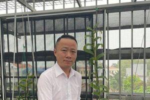 Ông chủ vườn lan Mạnh Quỳnh chia sẻ bí quyết chinh phục loài hoa vương giả