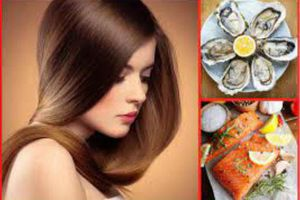 Siêu thực phẩm giúp nuôi dưỡng tóc dày mượt, đen óng và khỏe đẹp từng ngày