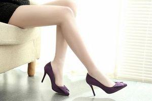 4 tác hại khi bạn thường xuyên dùng giày cao gót, nhất là điều thứ 3 cực kỳ nguy hiểm