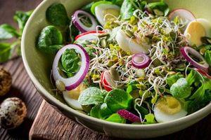 Món ăn giúp hệ tiêu hóa khỏe mạnh trong mùa hè