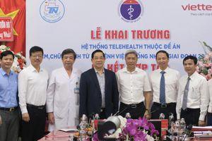 Bệnh viện Thống Nhất chuyển đổi số với Telehealth và hệ sinh thái giải pháp bệnh viện thông minh