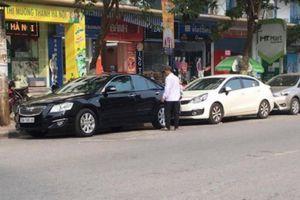 Hà Nội thu hồi giấy phép trông giữ xe ở bán đảo Linh Đàm