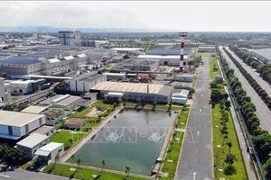 Đầu tư hơn 4.500 tỷ đồng xây dựng hạ tầng Khu công nghiệp đa ngành Triệu Phú
