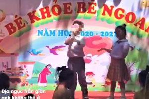 Vụ trẻ mầm non hát 'địa ngục trần gian' trên sân khấu của trường: Phòng GD&ĐT TP Buôn Ma Thuột nói gì?