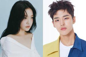 Hai 'mẩu' Pentagon - Red Velvet kết đôi trong phim lãng mạn giả tưởng đề tài xuyên không