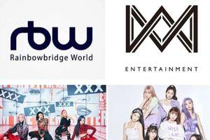 RBW nắm quyền quản lý WM Entertainment, Oh My Girl và Mamamoo sẽ sớm về chung nhà