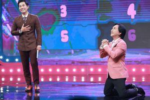 'Thánh ăn gian' Kim Tử Long có hành động gây cảm phục trên truyền hình