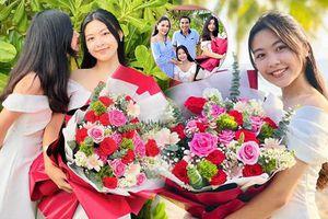 Con gái Quyền Linh bị bạn cùng lớp làm lơ và phản ứng đáng nể