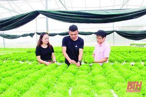 Xã Tế Lợi quan tâm xây dựng các tiêu chí theo hướng nông thôn mới nâng cao