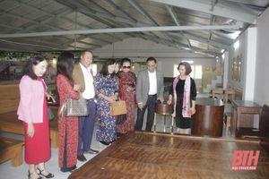Hiệp hội Doanh nhân nữ Thanh Hóa đồng hành cùng doanh nghiệp hội viên phát triển kinh tế